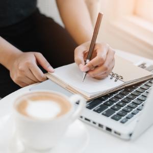 rédaction web café